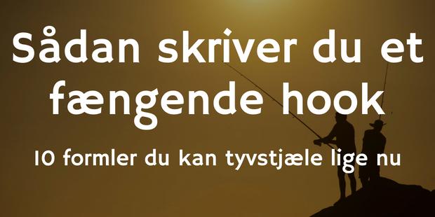 Skriv et fængende hook - Heine Aaen